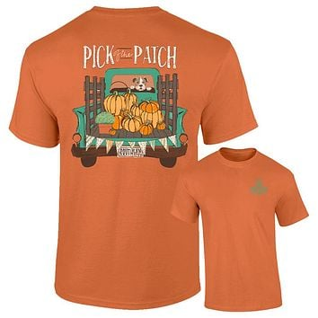 Southernology Pick of the Patch Fall Comfort Colors T-Shirt