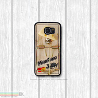 Mouse Trap Case, Custom Phone Case for Galaxy S4, S5, S6