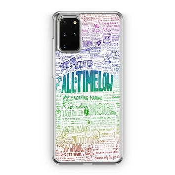 All Time Low Samsung Galaxy S20 Case