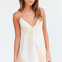 Silence + Noise Prism Babydoll Cami - Urban Outfitters