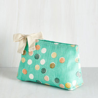 Pastel I Lively Recommend It Makeup Bag by ModCloth