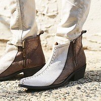 FP Collection Womens Flying Ranch Ankle Boot
