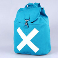 One Piece Canvas Backpack