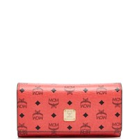 MCM Color Visetos Trifold Large Wallet | Bloomingdales's