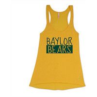 Baylor University Women's Tank Top