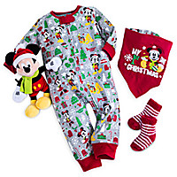 Mickey Mouse Welcome Home Gift Set for Baby