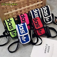 ADIDAS Hot Selling Lady's Small Single Shoulder Bag Multicolored Fashion Phone pouch Bag