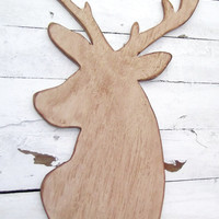 Fall Wedding Decor, Autumn wedding, Rustic Wedding Guest book, Large Buck head deer head for Country Southern Barn Chic wedding guest book