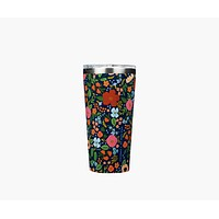 Rifle Paper Co. x Corkcicle Tumbler - Navy Wild Rose