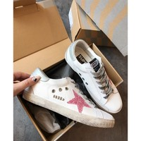 Golden Goose Ggdb Golden Goose Ggdb Superstar Sneakers Style #7 - Best Online Sale