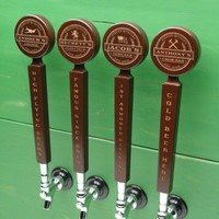 Well-Made Personal Stamp Custom Beer Tap Handle