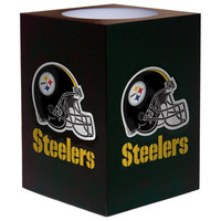 NFL Pittsburgh Steelers Square Flameless Candle