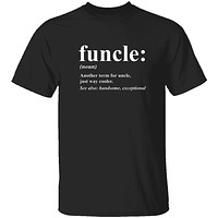 Funcle Definition T-Shirt
