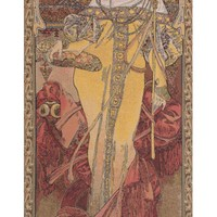 Mucha Autumn European Wall Hangings
