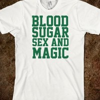Kenny Powers-Inspired 'Blood Sugar Sex and Magic' Awesome T-shirt