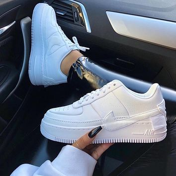 Nike Air Force 1 Jester XX White Sneakers
