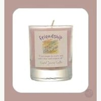 Friendship Soy Votive Candle