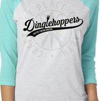 "Disney Inspired Tank, Shirt, or Raglan // The Little Mermaid // ""Dinglehoppers, They're Forking Amazing"""