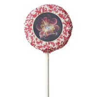 Tibet Sea Flower | Milk Chocolate Oreo Cookie Pops