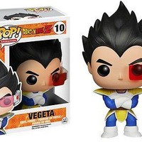 "Funko Pop Dragon Ball Z Vegeta 3.75"" Vinyl Figure"