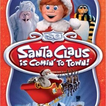 Santa Claus Is Comin to Town (Full Screen)