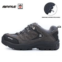 Apple mens and women's hiking shoes waterproof shockproof silp trekking winter sneakers for men outventure outdoor sports shoes