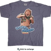 The Goonies Truffle Shuffle Blue T-shirt - The Goonies - Free Shipping on orders over $60 | TV Store Online