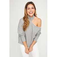 Six Fifty Cutout Sweatshirt