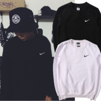"""Fashion Hot """"Nike"""" Printed Sweater Pullovers Coat  Hoodies Christmas Gift"""
