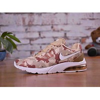 Nike Air Max Tavas Stylish Trending Men Casual Brown Camouflage Air Cushion Breathable Shock Absorption Sport Running Shoe Sneakers I-CSXY