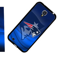New England Patriots on Samsung Galaxy S3 S4 S5 s5active s5 mini note 2 note 3 note 4  Lg g2 Lg g3 Fitted Back Case