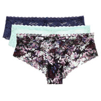 3-pack Lace Hipster Briefs - from H&M