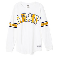 ARMY Limited Edition Varsity Crew - PINK - Victoria's Secret