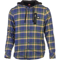 686 Forest Bailey Flannel Shirt - Long-Sleeve - Men's Forest Plaid,