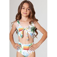 Goa Ruby Girls Swimsuit