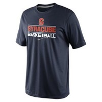 The Nike College Team Issue Practice (Syracuse) Men's T-Shirt.