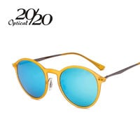 Women Brand Polarized Round Sunglasses Outdoor Oculos De Sol Apparel Accessories Eyewear Men Sun Glasses 4224