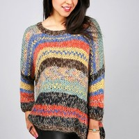 Surge Knit Sweater | Baggy Knits at Pink Ice