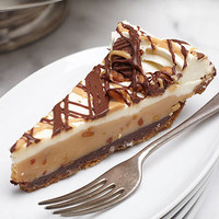 Chocolate Peanut Butter Pie - 14 servings | Desserts & Sweets | Stonewall Kitchen - Specialty Foods, Gifts, Gift Baskets, Kitchenware and Kitchen Accessories, Tableware, Home and Garden Décor and Accessories