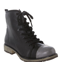 Dirty Laundry Royal Flush Cap Toe Lace Up Boot