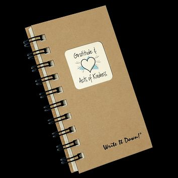 Mini- Gratitude & Acts of Kindness Journal