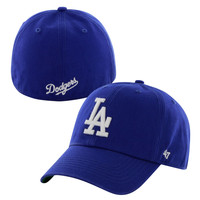 '47 Brand L.A. Dodgers Royal Blue Franchise Fitted Hat