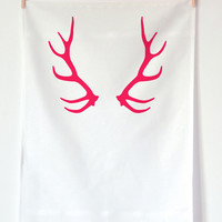 Tea Towel - Oh Deer