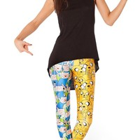 Women's Lovely Pattern Leggings Lycra Stretch Pant