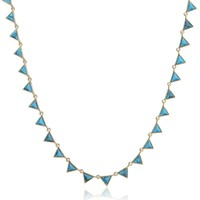 """House of Harlow 1960 Floating Meteora Collar Necklace, 20"""""""