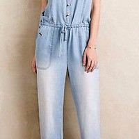 Anthropologie Clarion Jumpsuit by Hei Hei Sz S - NWT