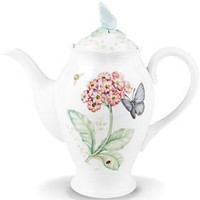 Butterfly Meadow Coffeepot by Lenox