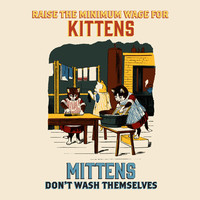 Kittens / Mittens T-Shirt :: Unemployed Philosophers Guild