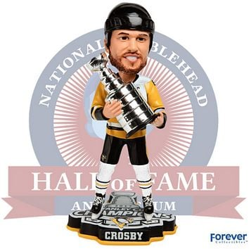 Pittsburgh Penguins 2017 NHL Stanley Cup Champions Bobbleheads