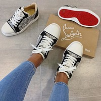 Christian Louboutin Fashionable leisure shoes